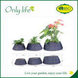 Onlylife Fabric Flower Planter with Different Size