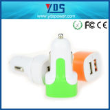 Dual USB Car Charger Real 3.4A Output Fast Charging