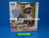Toy for Girl Hot 38cm Talking Baby Toy Doll (825404)
