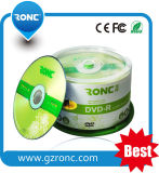4.7GB 120min 16X Blank DVD DVD-R with Cake Box Package