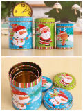 Hot Sale Christmas Tins for Gifts