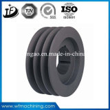 Customized Steel Forge Die Forging Belt Pulley for Textile Machinery