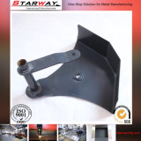Shanghai Chassis Made of Steel Laser Cutting Bending Welding