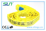 3t*10m Endless Polyester Round Sling Safety Factor 6: 1 Sln Ce GS
