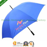 Double Ribs Automatic Premium Souvenirs Umbrella for Promotion Gift (GOL-0030BD)
