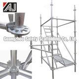 Q235 Steel Wedge Lock Scaffolding for Building Construction, Guangzhou Manufacturer