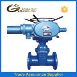 Electric Head Fixed Stem Gate Valve