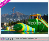 Exciting! Attractive! 0.9mm Plato PVC Inflatable Floating Water Aqua Park Games on Sea (J-water park-103)