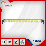 New Design Single Row 4WD 120W LED Bar Light