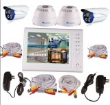 4CH H. 264 P2p 720p HDMI Network CCTV DVR Kit