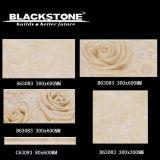 300*600 Ceramic Tile for Bathrooom with Flower Pattern