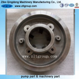 Investment Casting Stainless Steel /Carbon Steel Durco Pump Back Plate