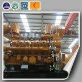 CE Approve 500kw Power Plant Silent Biogas Power Generator