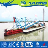China Julong Dredge /River Sand Cutter Suction Dredger with Dredge Pump for Sale