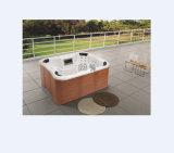 Heterogeneous Acrylic Outdoor Massage SPA Tub (M-3335)