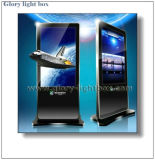 Business Centre LCD Advertising Player Touch Screen Player