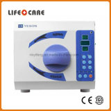 12L Class B Dental Autoclave Sterilizer/Steam