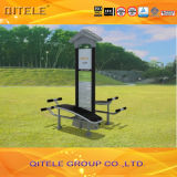 Outdoor and Indoor Playground Equipment Gym Fitness Equipment (QTL-1103)