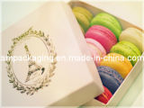 Custom Handmade Rigid Paper Box for Macaron Packaging