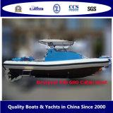 Rib 680 Cabin Boat