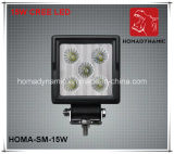 6 Inch 15W LED Work Light LED Driving Light for SUV Jeep