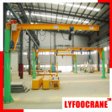 Slewing Jib Crane with Ce Certificated, Light Duty Crane