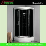 Sector Black Back Board Computerized Steam Shower Room (TL-8854)