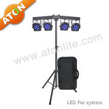 Fold LED PAR System Stage Lighting (AH006B)