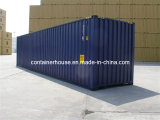 20ft Cargo Container with Red Blue Color