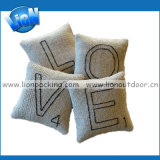 Jute Burlap Pillow Manufacturers