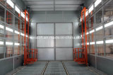 Automotive 3-Axis Platform Lifts for Spraying Room