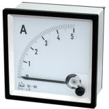 9672 Moving Coil Instrument DC Ammeter
