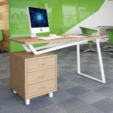 Office Furniture Workstation Desk with Filing Cabinet