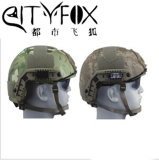 Professional Military Police Self-Defence Kevlar Bulletproof Helmet