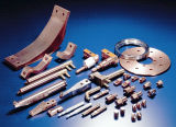 Resistance Welding Spare Parts and Copper Consumables