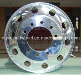 Aluminum Rims 6.75X17.5 for Truck and Trailer