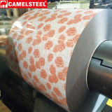 Hot Rolled Plate Steel Flower Coating Galvanised Steel Coil