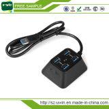 4-Port USB 3.0 Supper Speed Hub