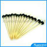 Bulk High Quality Fancy Personalized Bamboo Skewer with Custom Logo