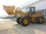 Zl50g Front Wheel Loader with 3m3 Bucket Capacity