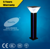Super Bright LED Solar Path Light with Blue Light Strip
