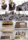 Model Boat Kits(Black Pearl)