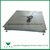 1t-10t Electronic Industrial Floor Weighing Scales for Plants