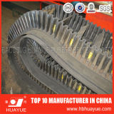 Heavy-Duty Transportation Corrugated Sidewall Cleat Conveyor Belt