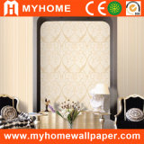 Wholesale PVC Embossed Wallcovering with Wallpaper Powder