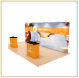 Trade Show Fabric Counter Display