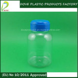 Pet 130ml Plastic Medicine Pill Bottle