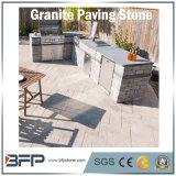 Cheap Grey/Black/Pink/Yellow Granite Paving Stone for Garden Kerbstone, Cubestone, Cobble