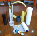 Tube and Rolls for Plastic Material