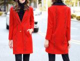 Ladies Lapel Jacket Slim Winter Fashion Jacket